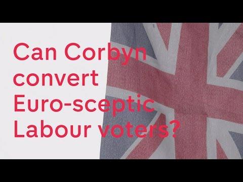 EU Referendum: Can Corbyn convert Euro-sceptic Labour voters?