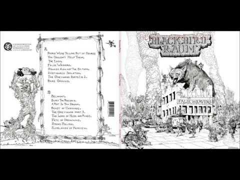 Blackbird Raum - Disfigured Isolation