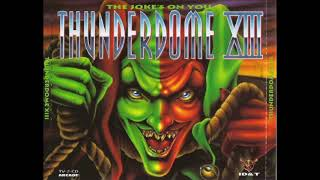 THUNDERDOME 13 CD 1 - THE JOKE´S ON YOU (ID&T 1996) High Quality