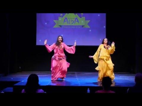 Sonya Raks and Nastia el Helwa Moroccan dance