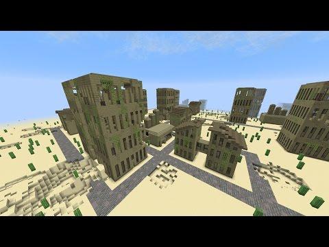 WIR ZIEHEN IN DIE STADT! - Minecraft Forever Stranded - 06