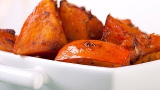 How To Make Maple Roasted Squash