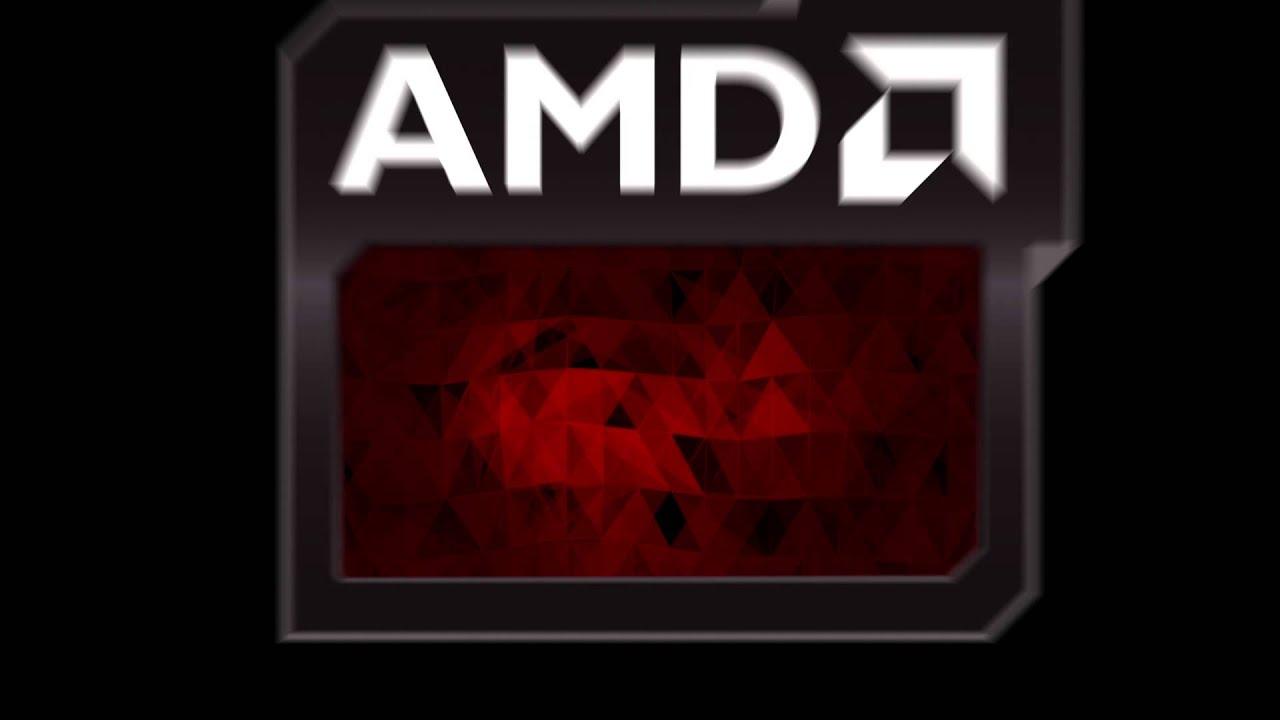 amd radeon animated logo youtube