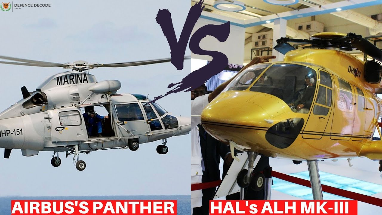 Download HAL ALH MK-III vs PANTHER for IN's NUH Competition | What are new advancements