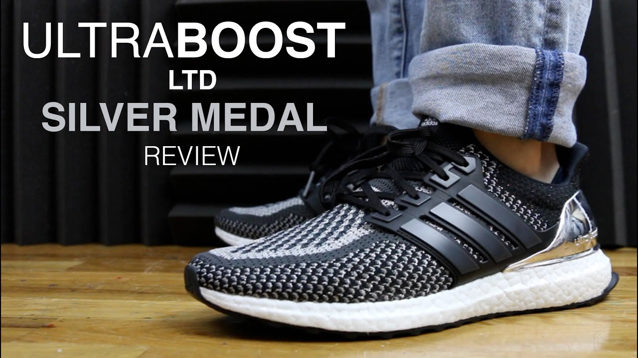 Ultra Boost Ltd Metallic Olympic Silver Medal Review Youtube