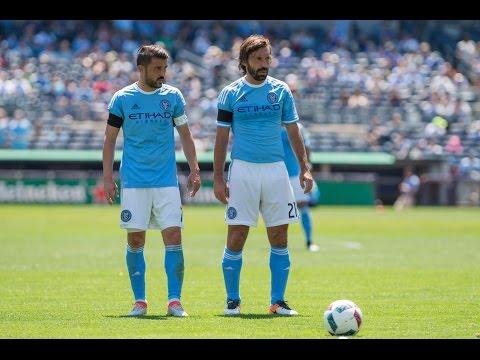 GOAL | Andrea Pirlo's 1st in MLS | NYC vs. PHI