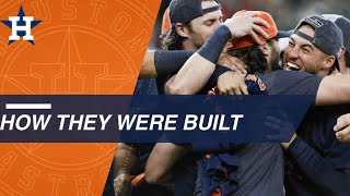 How They Were Built: Astros