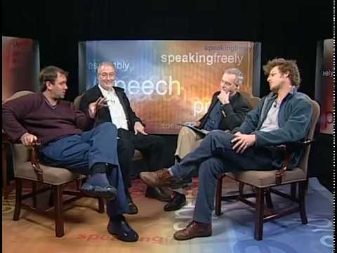 Speaking Freely: South Park's Trey Parker & Matt Stone with Larry Divney