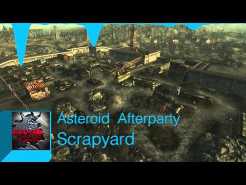 [Glitch Hop] Asteroid Afterparty - Scrapyard