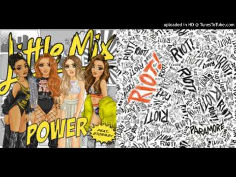 Power in Business (Little Mix x Paramore) MASHUP