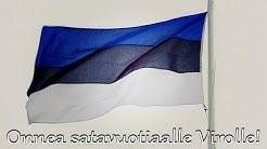 Onnea Viro! Wilma Schlizewski onnittelee satavuotiasta Viroa!
