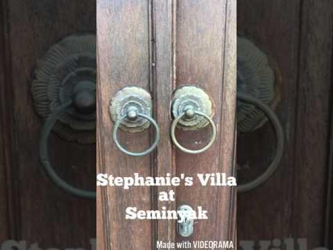 Stephanie's Villa Seminyak Bali