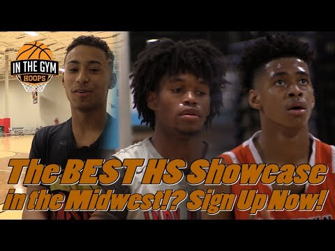 Julian Newman, Keion Brooks Jr., Adam Miller, AND MORE! The BEST HS Showcase in the Midwest!?