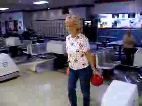 Donna's bowling split