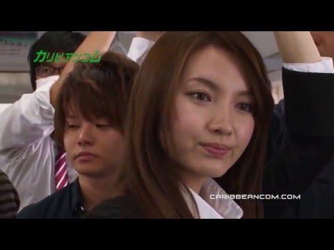 葉山瞳ちゃんが、電車の中であんなこと、こんなことされちゃうぞ