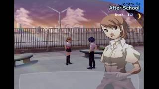 Shin Megami Tensei : Persona 3 FES -82- Dating Yukari