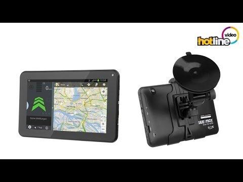 Обзор GPS-навигатора SeeMax smart TG730