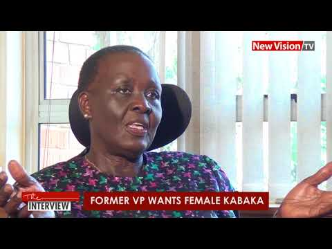 THE INTERVIEW: Former VP wants a female Kabaka