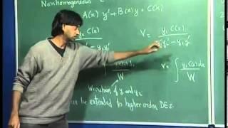 Mod-01 Lec-17 Mathematics for Chemistry