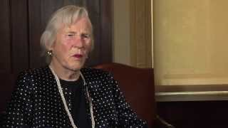 Human geneticist and leukemia research pioneer, Dr. Janet Rowley discusses her career