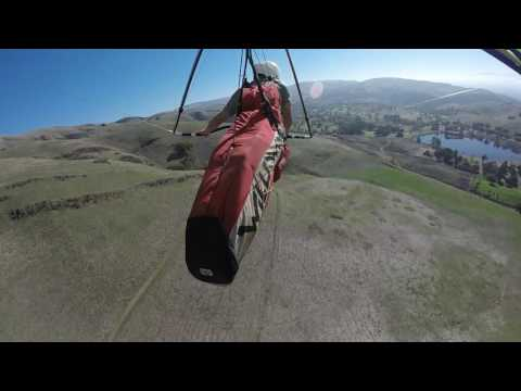 Bay Area hang gliding trip 2016 1 of 2 Ed Levin and Mission Peak