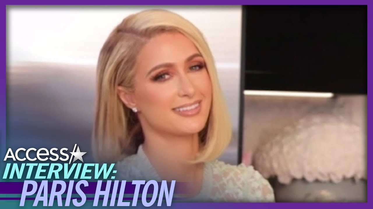 Paris Hilton Reveals Future Baby Names For When She Starts A Family