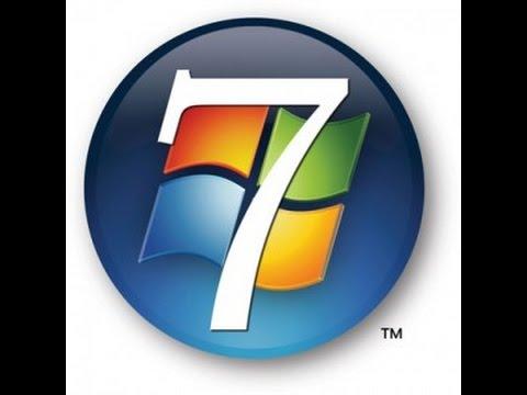 windows 7 comment modifier l 39 arri re plan du bureau youtube. Black Bedroom Furniture Sets. Home Design Ideas