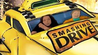 Nick and Josh Play: SMASHING DRIVE (pt.1)