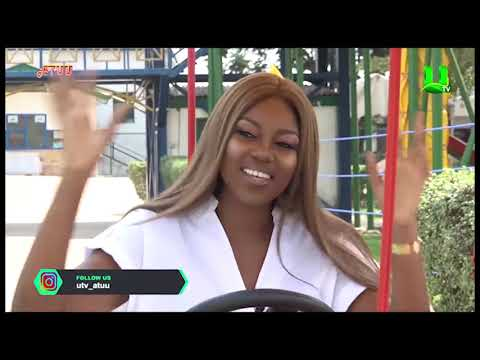 Actress Yvonne Nelson on ATUU with Abeiku Santana