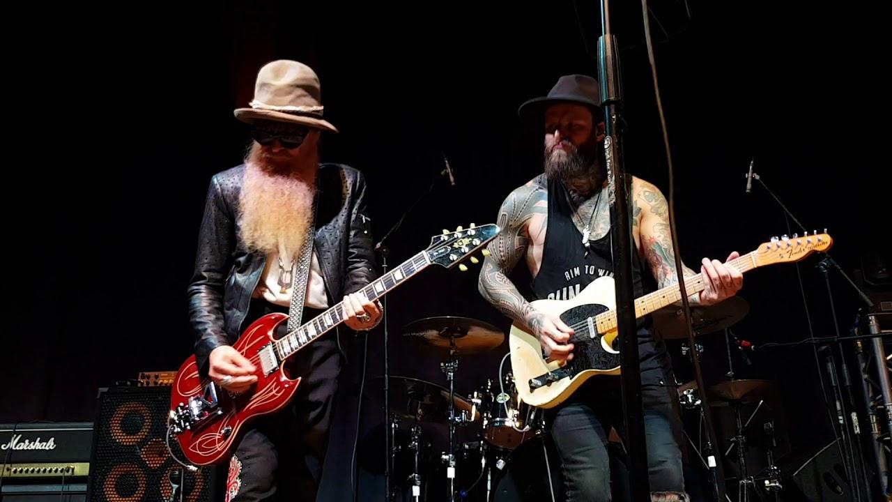 Billy F. Gibbons w/ Supersonic Blues Machine - Got My Mojo (Casino Zollverein, Essen, 11.07.2018)