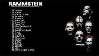 Rammstein Greatest Hits Best Of Rammstein Songs Hot Music