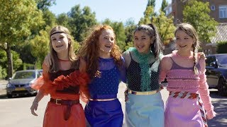 REMIX - WHAT GIRLS DO ✨ [OFFICIAL MUSIC VIDEO] | JUNIORSONGFESTIVAL.NL🇳🇱