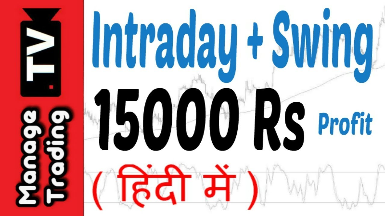 Intraday Trading Swing Trading Strategies in Hindi How ...