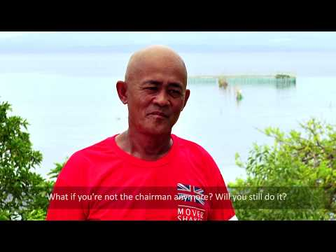 Renato Buenviaje - Tañon Strait Ocean Hero 2017 (Escalante, Negros Occidental)