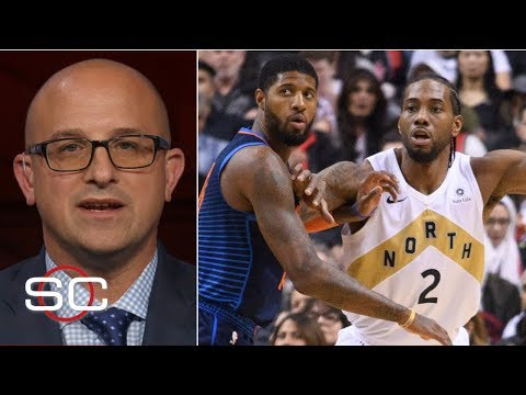 Kawhi Leonard, Paul George are worth all the picks the Clippers gave up - Bobby Marks | SportsCenter