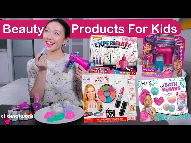 Beauty Products For Kids - Tried and Tested: EP148