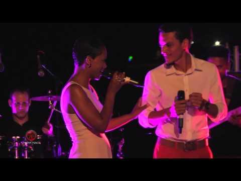 Neuza feat Michel Montrond - Live in Praia (Cape Verde) - Trabessado (7/9)