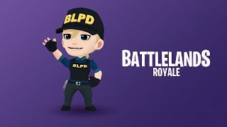 Battlelands Royale - Here Comes the Po-po  [SOLO Deathmatch] - Android Gameplay