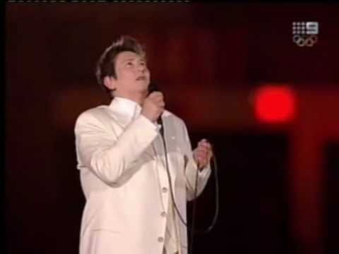 KD Lang - Hallelujah (LIVE at the Winter Olympics 2010)