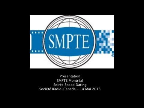 SMPTE Montréal   Soirée Speed Dating