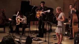 """Matto, Caldo, Soldi, Morto...Girotondo"" by E. Morricone performed by Robert Gomez w/ Marion Powers"