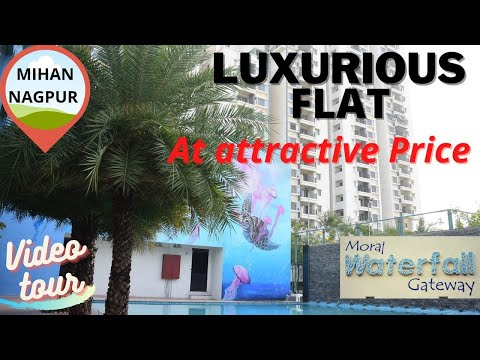 Touring a luxurious Flat at an attractive price in MIHAN, Nagpur |REALTY DIGEST|