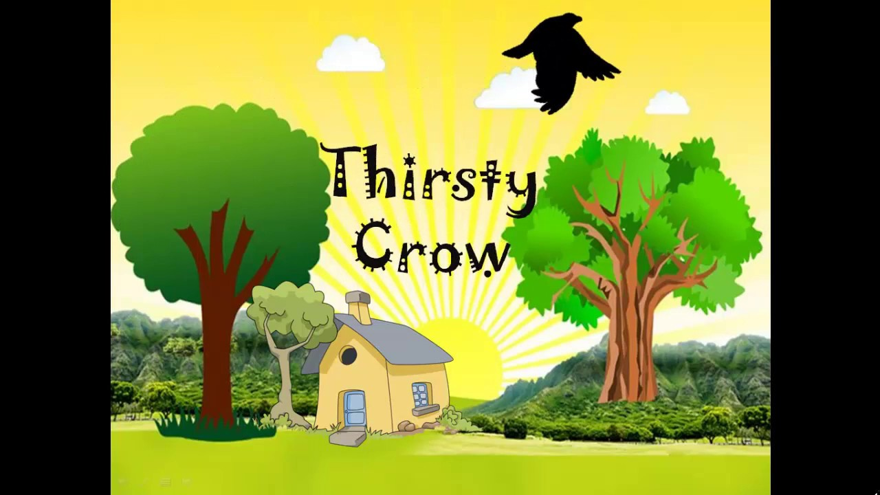 Thirsty Crow Youtube