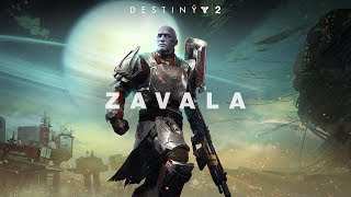 Destiny 2 – Meet Commander Zavala