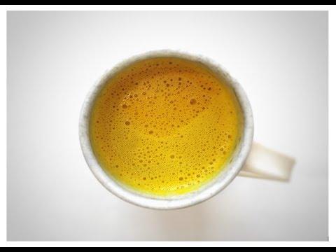 How to Make Golden Milk | Vegan Turmeric Tea