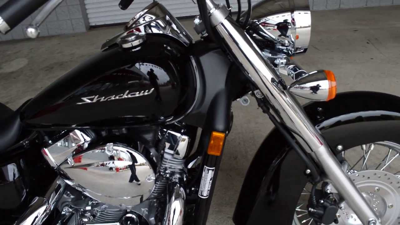 2014 Shadow Aero Sale Honda Of Chattanooga Tn Motorcycle