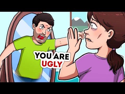 My husband made me ugly and unlovable | Story of my life | Animated shortsиз YouTube · Длительность: 3 мин20 с