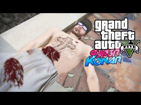 GTA 5 online next gen - Best of funny...
