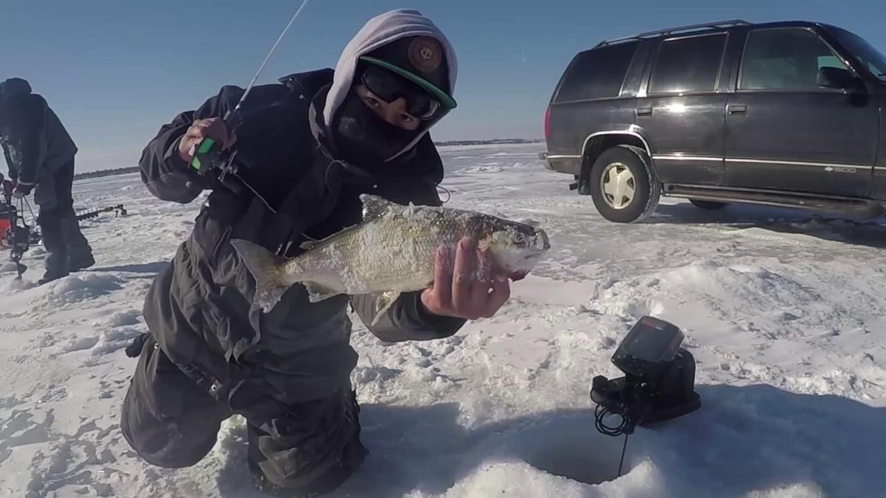 Ice fishing minnesota slab city crappies of 2017 youtube for Minnesota fishing regulations 2017