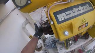 troubleshooting natural gas compressor